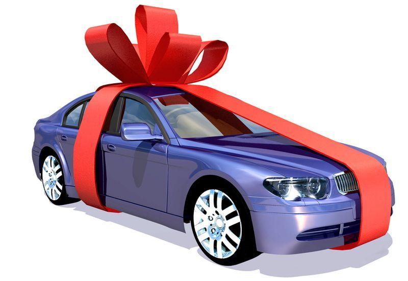 Открытки машины в подарок, луг гифка прикольные